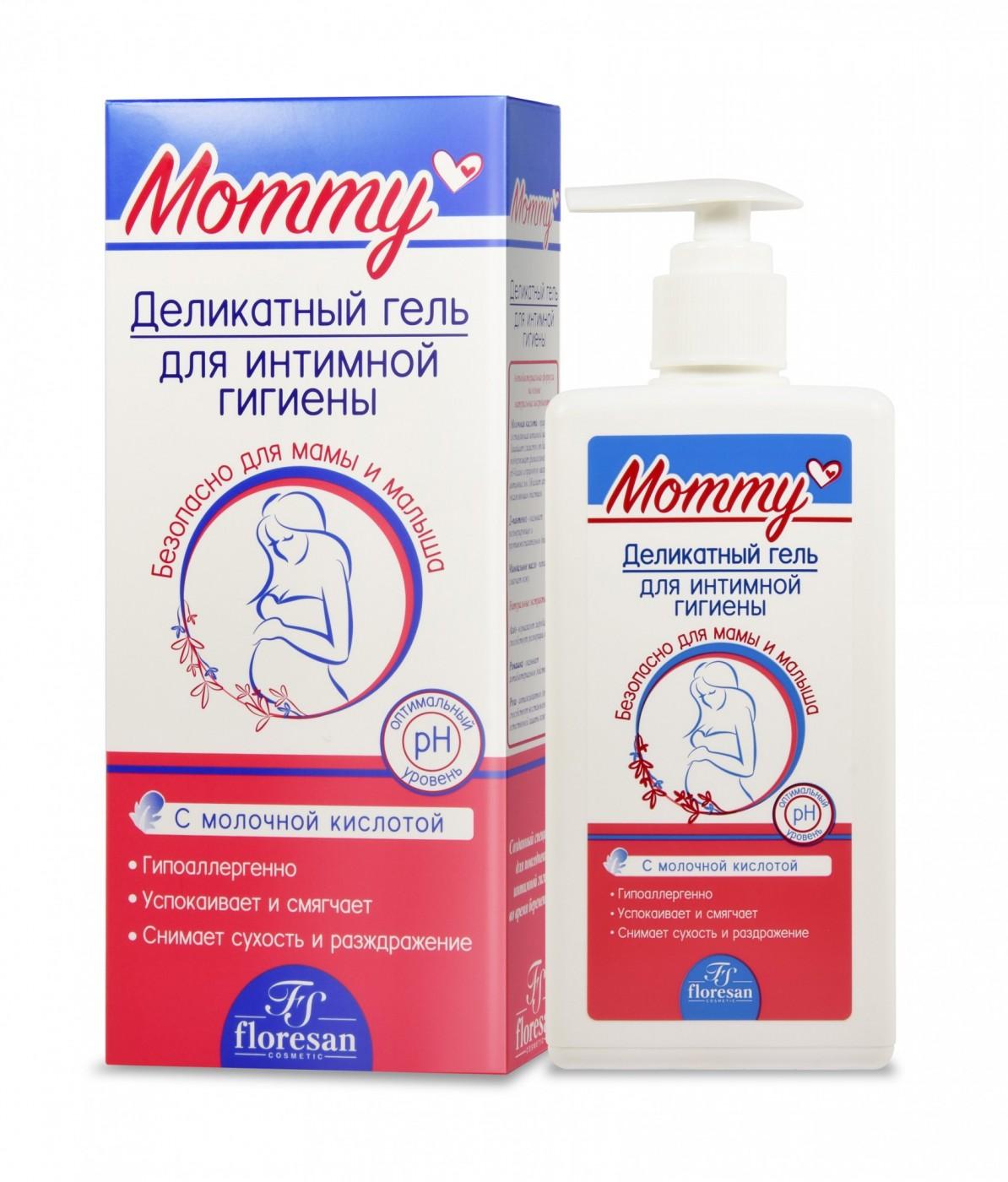 Деликатный гель для интимной гигиены,для будущих мам,250мл